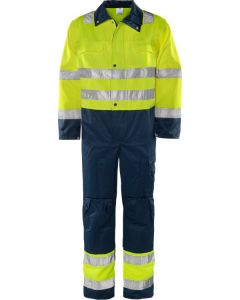 High Vis Coverall Cl 3