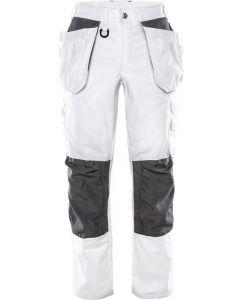 Cotton Trousers Woman 259 Bm