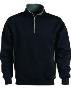 Acode half zip sweatshirt 1705 DF