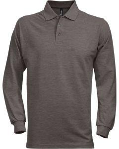 Acode heavy long sleeve polo shirt 1722 PIQ