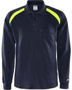 Flame Long Shirt 784 Pfla