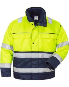 High Vis Winter Jacket 444 Pp