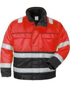 High vis winter jacket cl 3 444 PP