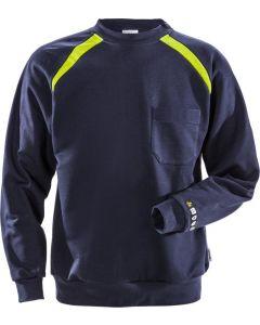 Flame Sweatshirt 984 Sfla