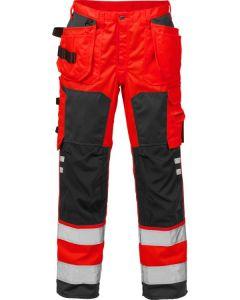 High vis craftsman trousers cl 2 2025 PLU