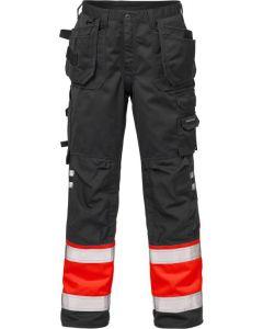 High vis craftsman trousers cl 1 2029 PLU
