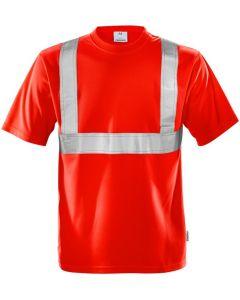 High vis t-shirt cl 2 7411 TP