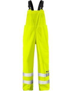 Flame high vis rain trousers cl 2 2047 RSHF