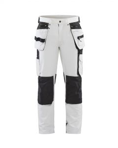 4-way-stretch painter's trousers