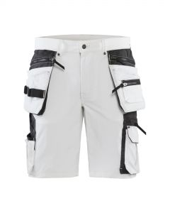4-way-stretch painter's shorts