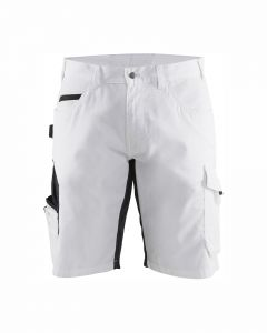 Painter's shorts with stretch