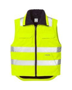 High vis winter waistcoat cl 2 5304 PP