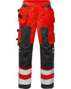 High vis craftsman trousers woman cl 2 2125 PLU