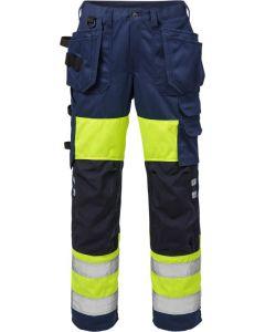 High Vis Trousers Wo 2129 Plu