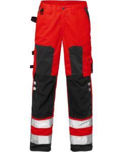 High vis trousers woman cl 2 2135 PLU