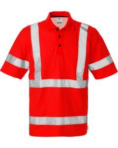 High vis polo shirt cl 3 7025 TPR