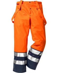 High vis rain trousers cl 2 2625 RS