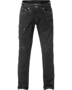 Service denim stretch trousers 2501 DCS
