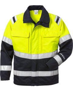 Flamestat high vis jacket cl 2 4176 ATHS