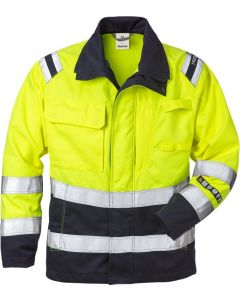 Flamestat high vis jacket woman cl 3 4275 ATHS