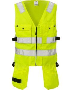 High vis waistcoat cl 2 5003 PLU