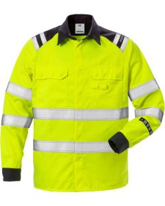 Flamestat high vis shirt cl 3 7050 ATS