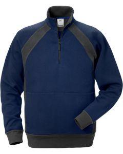 Half zip sweatshirt  1755 DF
