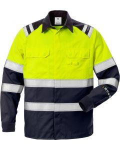 Flamestat high vis shirt cl 1 7051 ATS