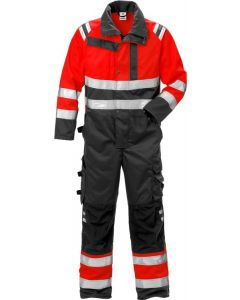 High vis coverall cl 3 8026 PLU
