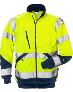 High Vis Sweat Jacket 7426 Shv