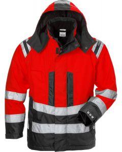 High vis Airtech® winter jacket woman cl 3 4037 GTT