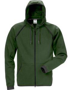 Hooded sweat jacket  7462 DF