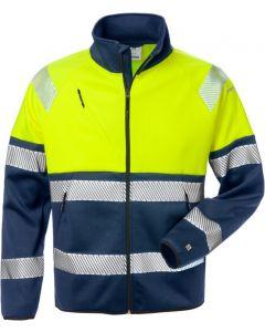 High Vis Sweat Jacket 4517 Ssl