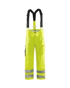 Flame retardant rain trousers