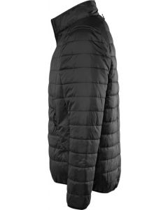 Green quilted jacket 4101 GRP