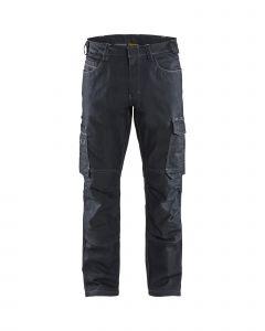 Service trouser Denim stretch