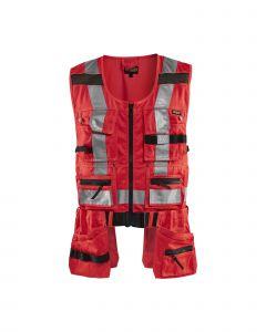 High vis tool vest