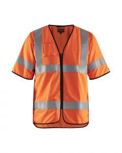 Multinorm safety waistcoat