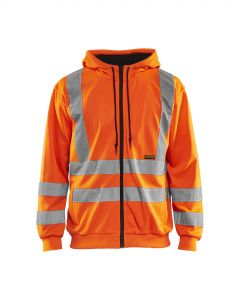 Hooded Sweater High Vis