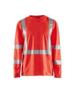 UV T-shirt High vis long sleeve