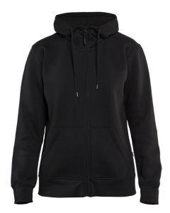 Ladies Hoodie with full zipper