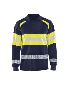 Multinorm Pique long sleeves