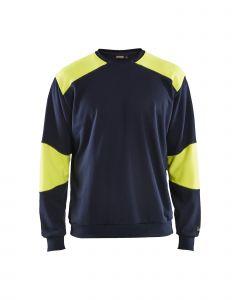 Flame retardant sweatshirt