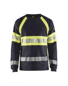 Flame retardant long-sleeve t-shirt