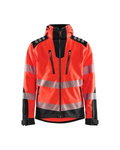 High Vis Softshell jacket