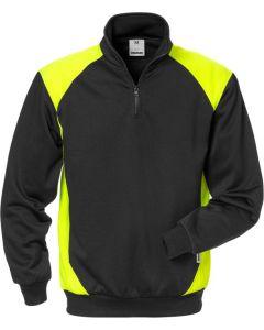 Half Zip Sweatshirt 7048 Shv